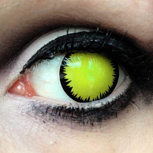 keltaiset linssit