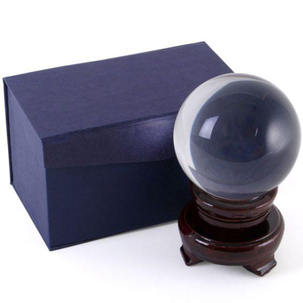 kristalli pallo