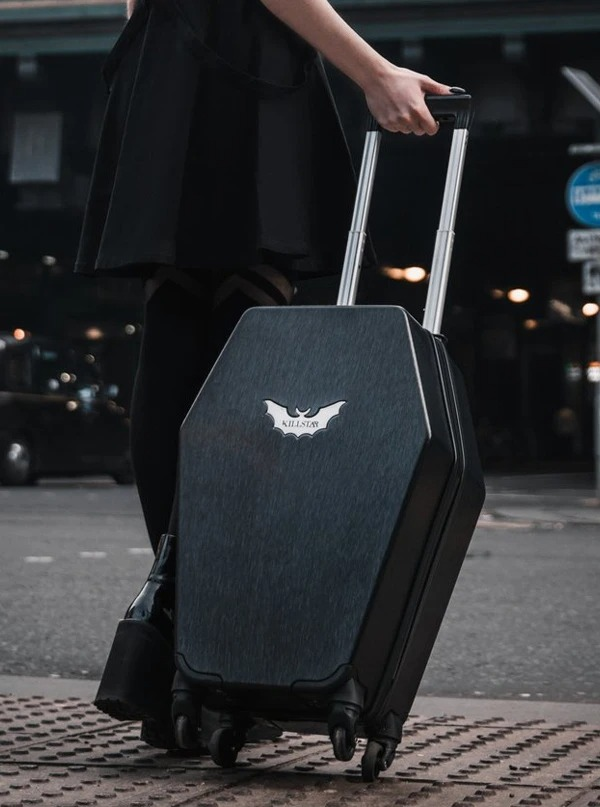 casket carry case arkkumatkalaukku