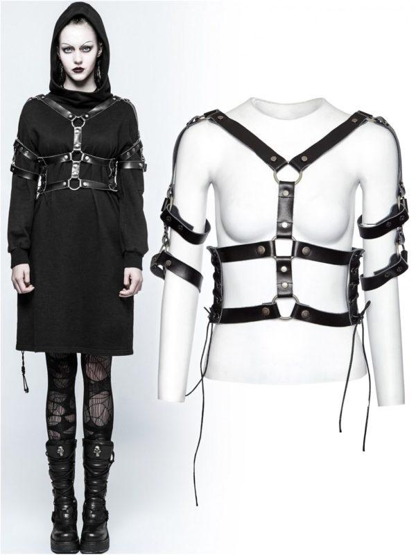 punkrave harness