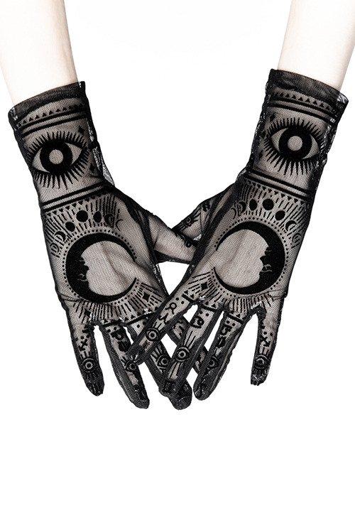 ennustaja hanskat