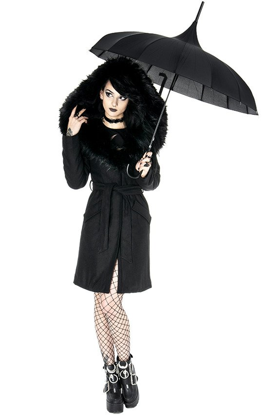 gootti sateenvarjo