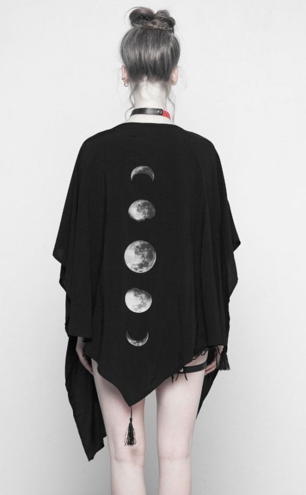 Moon cape