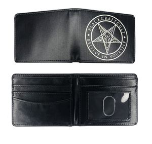 black craft cult wallet